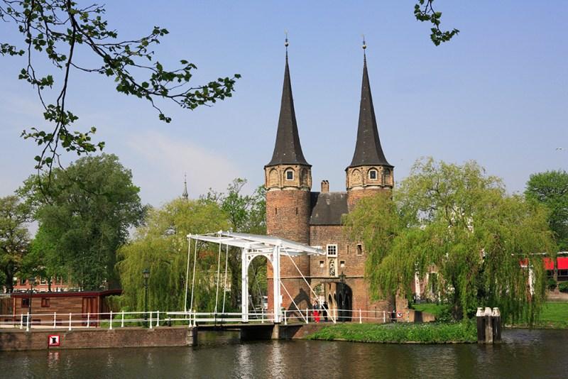 Tv Catia Fonseca Lua de mel: Os 8 destinos mais românticos - Delft, Holanda