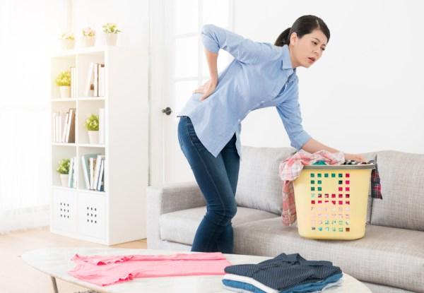 Tv Catia Fonseca 6 tarefas que podem causar dores na coluna