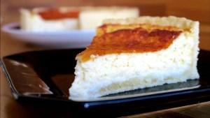 Torta de Queijos da Catia