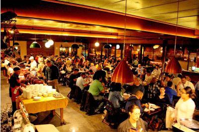 Espaço Gastronômico Ceagesp