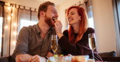 Jantar romântico - dia dos namorados