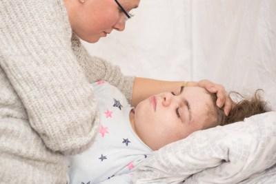 Criança com eplepsia