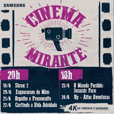 Cinema Mirante