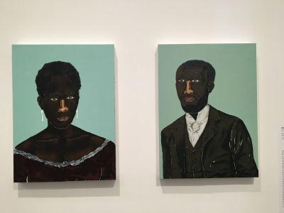 Exposição Histórias Afro-Atlânticas