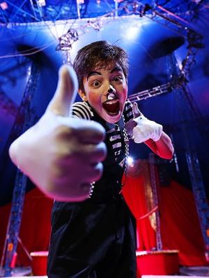 TV Catia fonseca dicas agenda cultural final de semana Circo Maximus