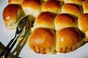 Receita de família: Pão de bolinhas com linguiça