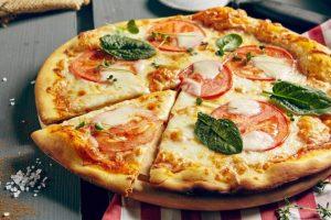 Receita da Catia: Pizza de Liquidificador