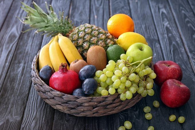 O poder das frutas por Priscila Arcanjo