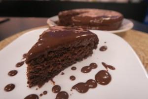 Rápido, fácil e super gostoso: Brownie da Catia!