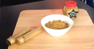 Sal aromático por Cozinha da Terra