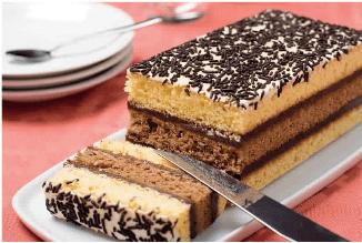 tv catia fonseca Delicie-se com este bolo napolitano da Ana Novaes