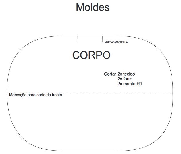 Tv Catia Fonseca Veja como fazer um porta moeda Agnes Martins - Molde 1