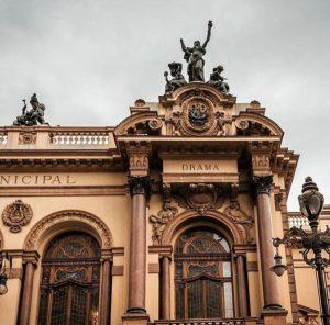 Dicas para curtir o final de semana em São Paulo por Reinaldo Calazans - Teatro Municipal