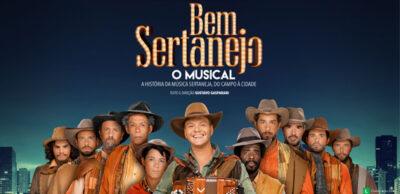 Tv Catia Fonseca Veja a programação da agenda cultural - Nordeste - Salvador - Bem Sertanejo o musical