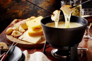 Fondue de queijo por Andrea Lich
