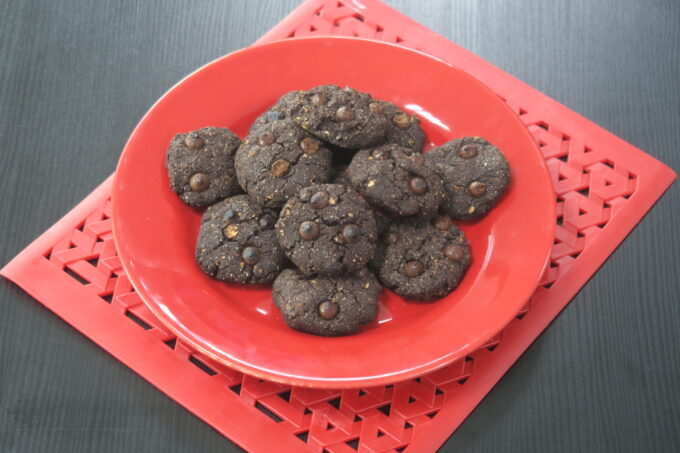 Cookie suspiro por Felipe Nonato