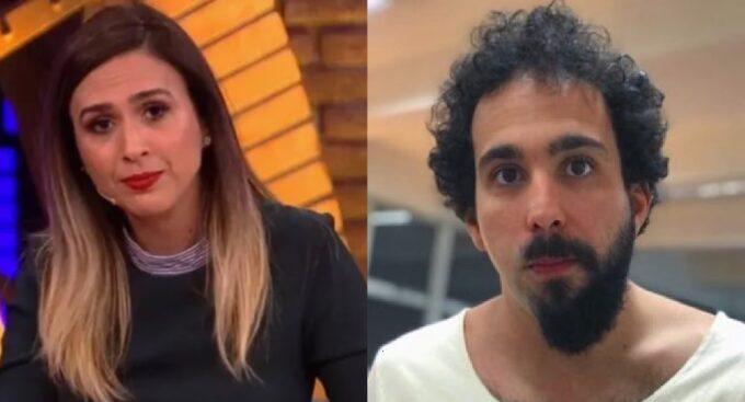 Tatá Werneck detona humorista do SBT Murilo Couto após comentário infeliz: 'Estou gerando uma vida'