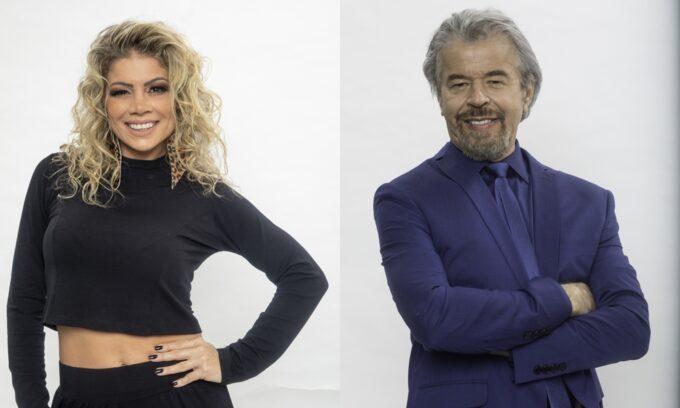 Record anuncia mais duas celebridades para o elenco da nova temporada do Dancing Brasil