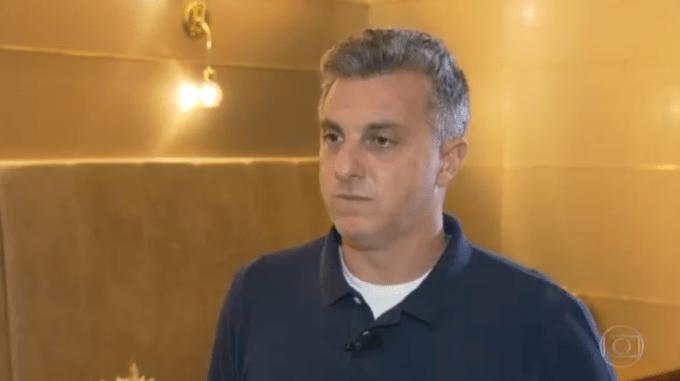 Luciano Huck dá detalhes inéditos do grave acidente do filho, revela afundamento do crânio e choca por detalhes