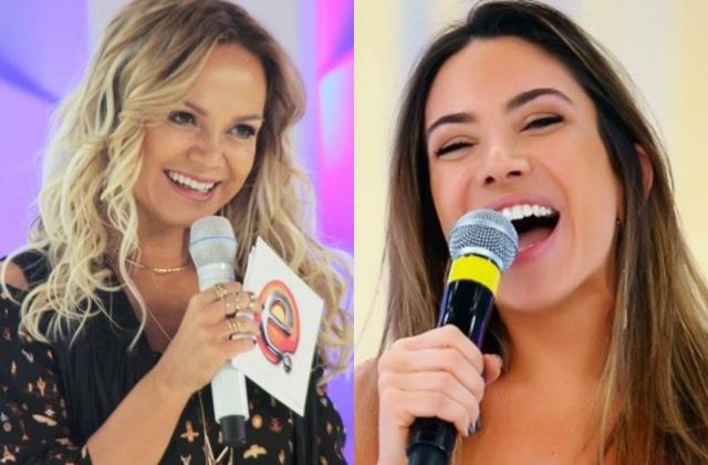 """Patricia Abravanel se envolve em """"barraco"""" com Eliana, questiona seu talento e exige ganhar o mesmo"""