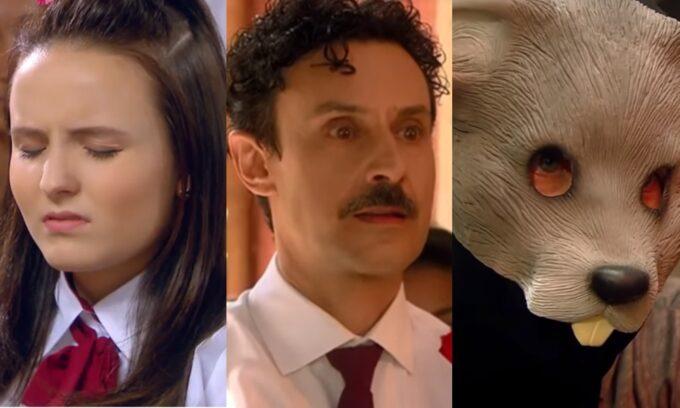 As Aventuras de Poliana: Mirela é surpreendida em jantar romântico, Lindomar conta tudo sobre o sequestro, e Rato confronta Jeff e Vini