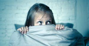 Medos na infância por Viviane Rossi