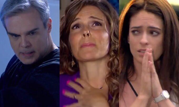 As Aventuras de Poliana: Pendleton coloca Luisa contra a parede, Verônica reformula o CLP, e Débora vira açougueira