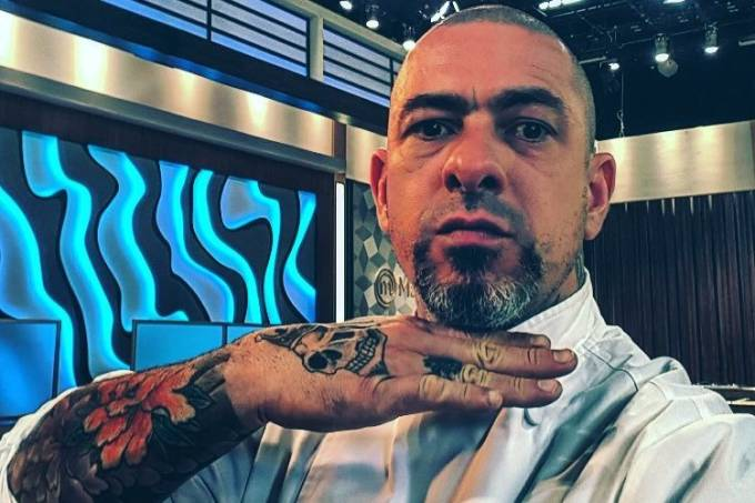 Henrique Fogaça, do MasterChef, vive fase terrível e contrai doença perigosa após acidente de moto