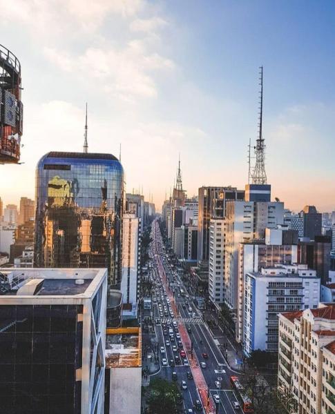 Tv Catia Fonseca Passeios em São Paulo no final de semana por Reinaldo Calazans - SESC Avenida Paulista!