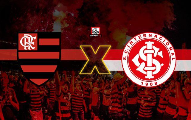 Flamengo x Internacional: Saiba onde assistir o jogo pelas quartas da Libertadores