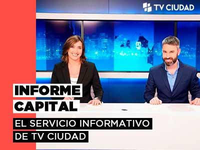 TVCIUDAD 8211 Televisi n Digital Abierta de la Intendencia de Montevideo Banner Informe Capital Movil