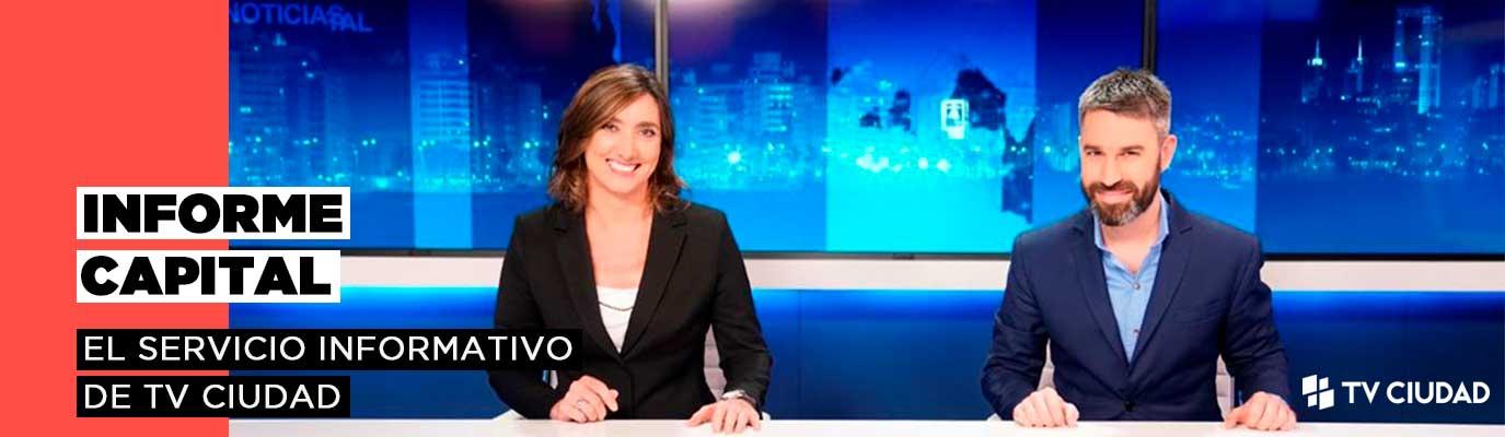 TVCIUDAD 8211 Televisi n Digital Abierta de la Intendencia de Montevideo Banner Informe Capital web