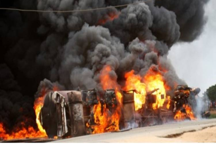 5 dead, 2 injured in Ogun tanker explosion - Global Times Nigeria