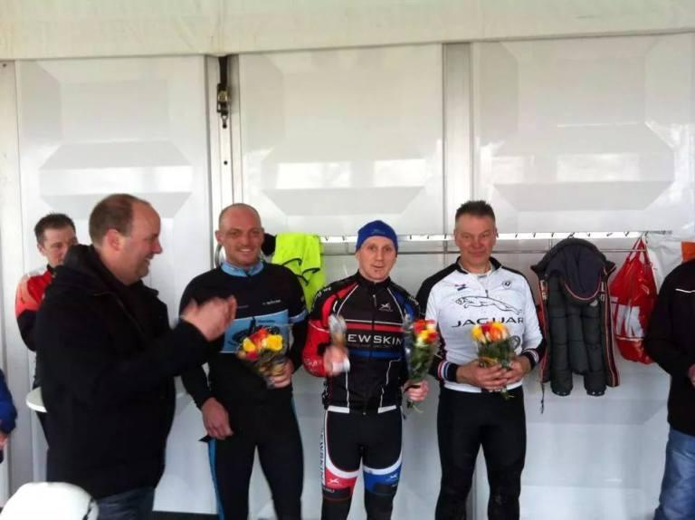 Andre Horians tweede in cross Rucphen