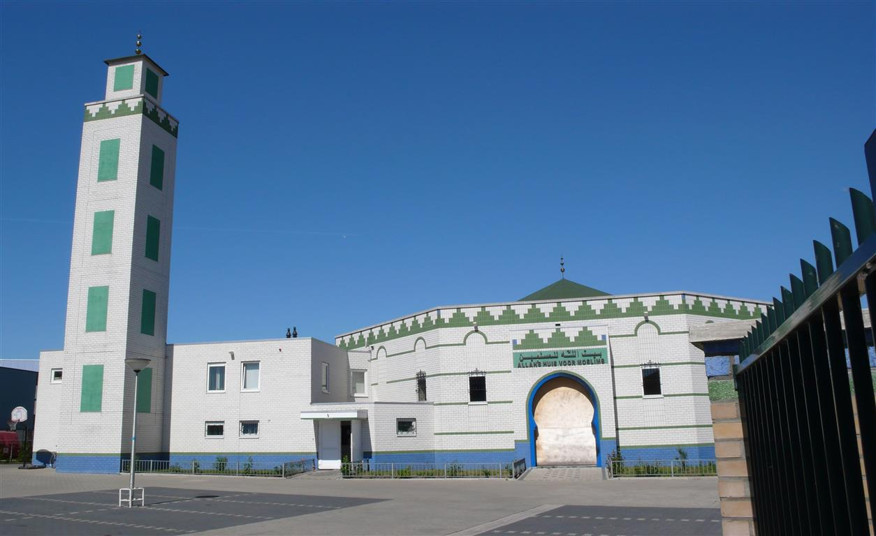 The Enschede mosque
