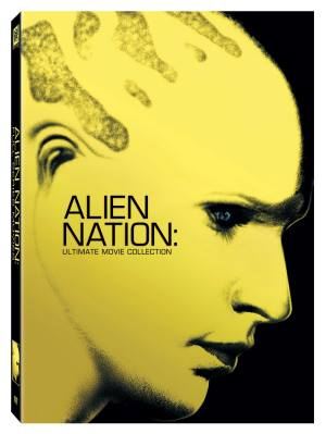 Alien Nation: Ultimate Movie Collection Box Set