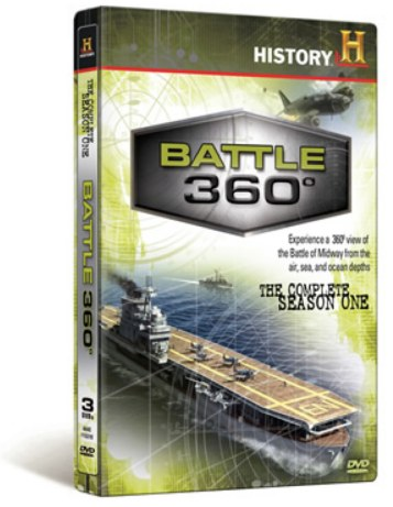 Battle 360 DVD