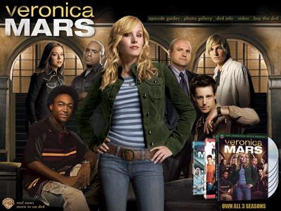 Veronica Mars - The Complete Third Season on DVD
