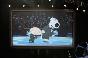 Family Guy at the Emmy Awards