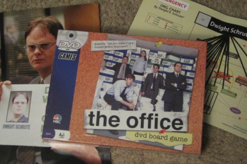 The Office Prize Pack