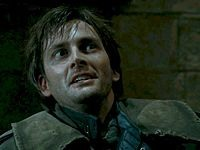David Tennant in Harry Potter