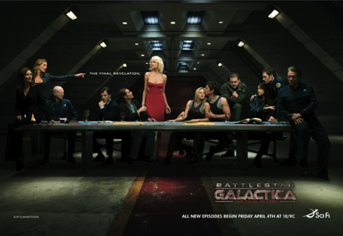 Battlestar Galactica - The Last Supper