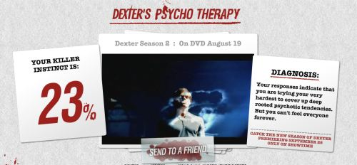Dexter Therapy Results