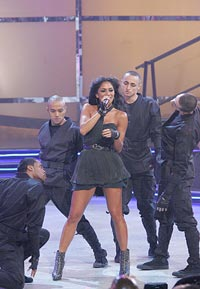 Nicole Scherzinger on So You Think You Can Dance