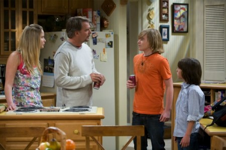 The Bill Engvall Show - Jennifer Lawrence, Bill Engvall, Graham Patrick Martin, Skyler Gisondo