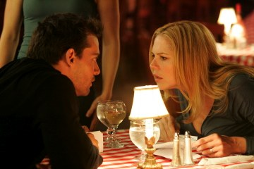 In Plain Sight - Cristian de la Fuente as Raphael Rosales, Mary McCormack as Mary Shannon