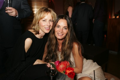 Taylor Howard and Gabrielle Anwar
