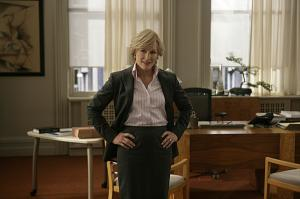DAMAGES - Glenn Close as Patty Hewes
