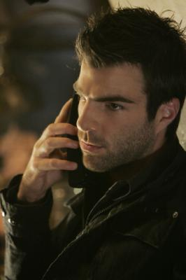 "HEROES - Zachary Quinto as Sylar in ""Truth and Consequences"""
