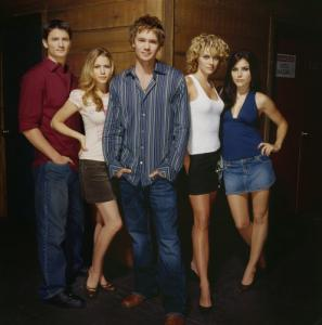 The CW's One Tree Hill - Cast